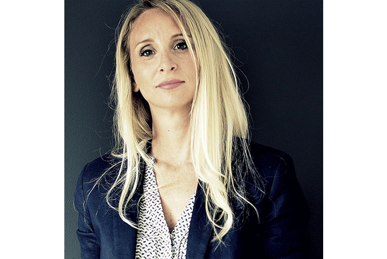 Portrait de Caroline Andréoni