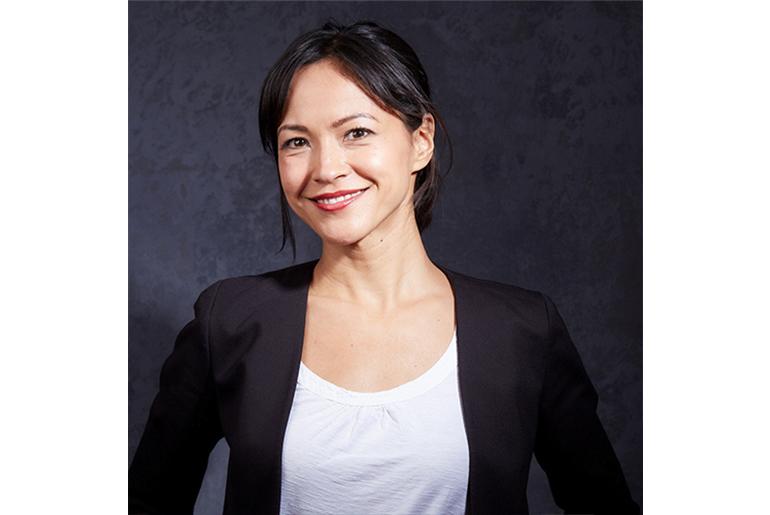 Portrait de Cordelia Flourens