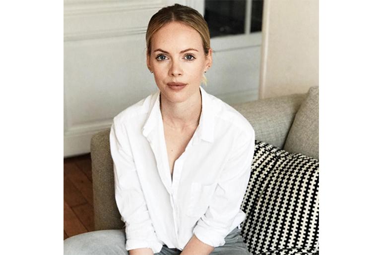 Portrait de Mathilde Lacombe
