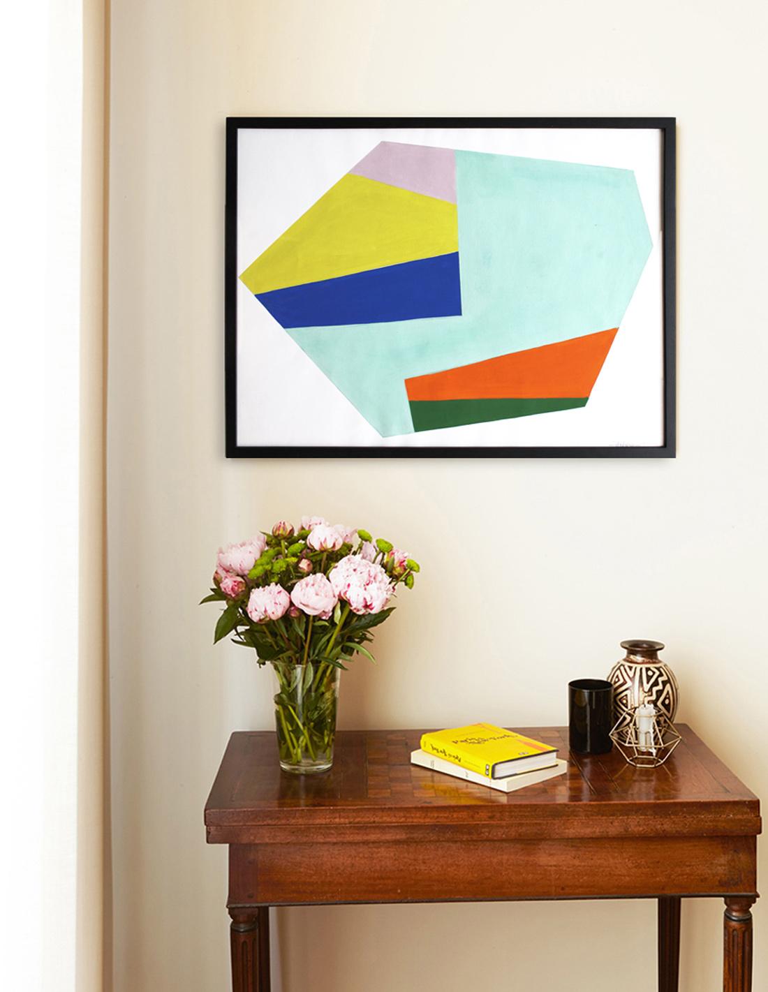 Sans-titre-Hexagone-(Bleu-rose-vert-jaune-orange-et-bleu-ciel)-insitu