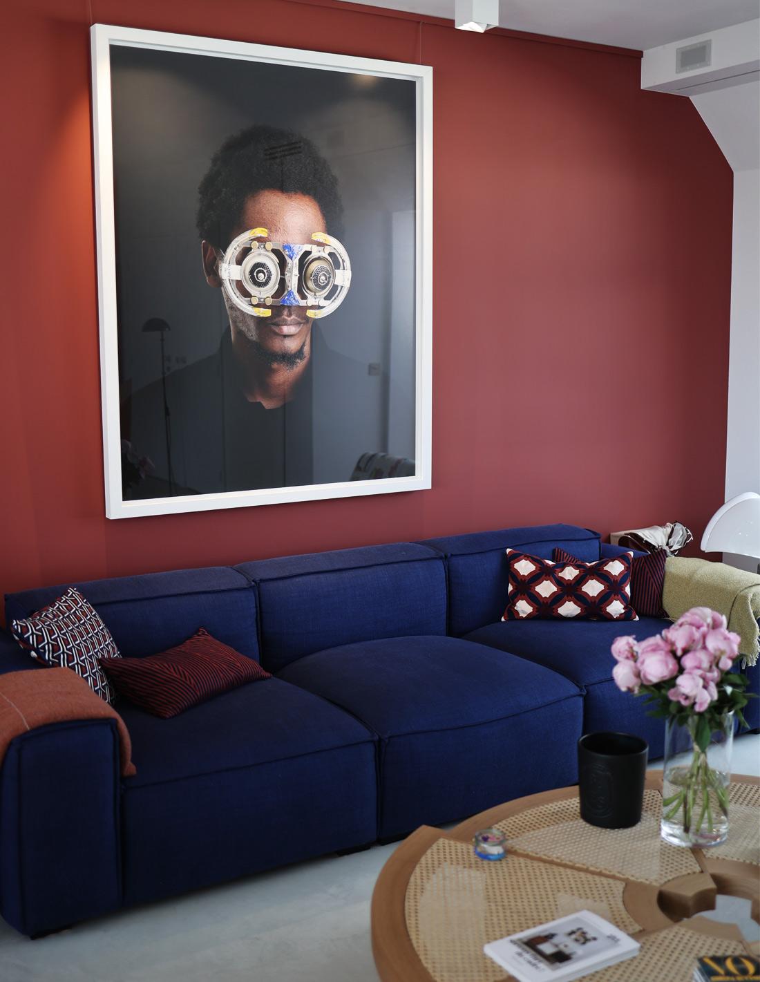 Cyrus Kabiru, Photographie de la série Lunettes-merveille