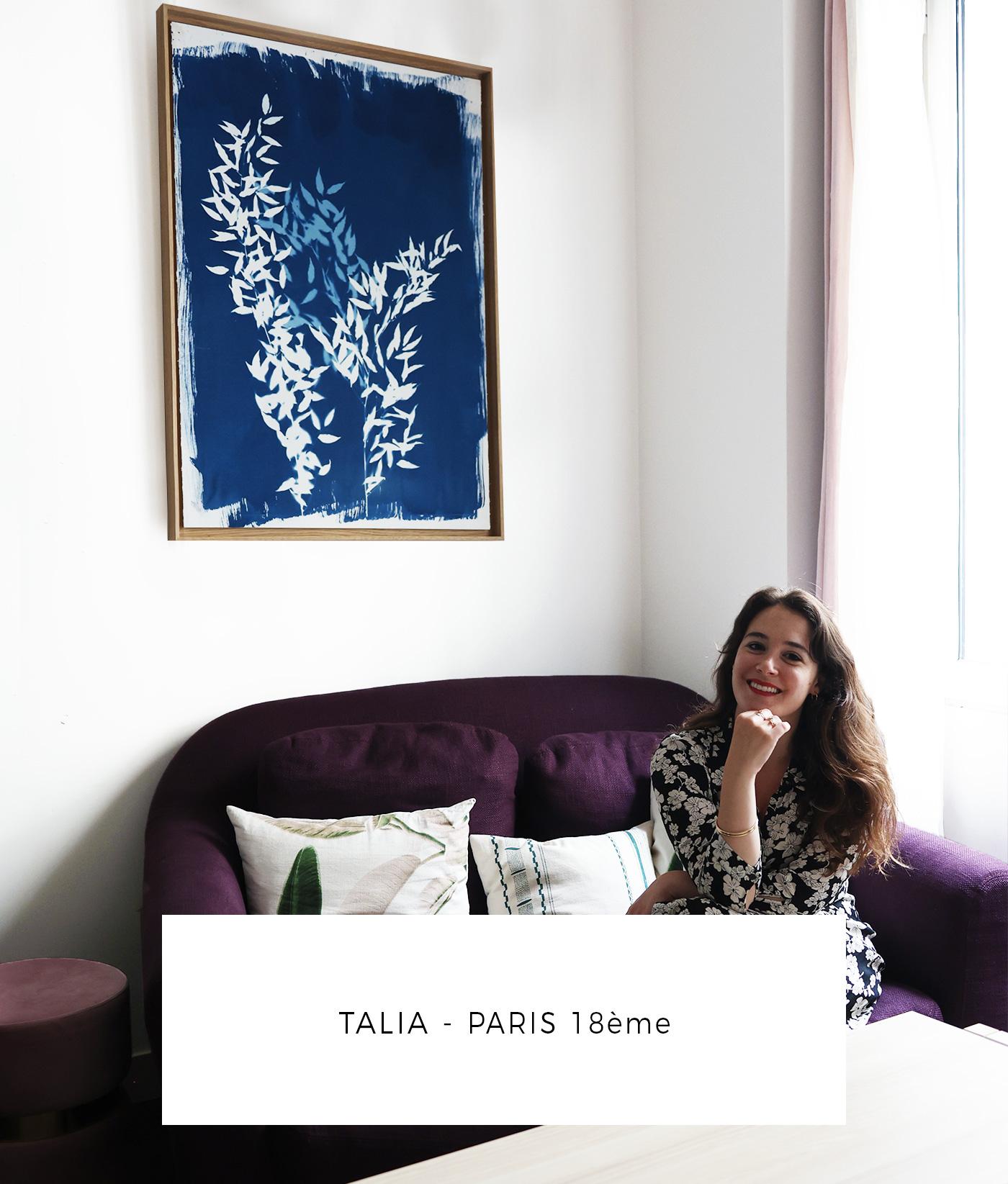 Portrait wilover Talia